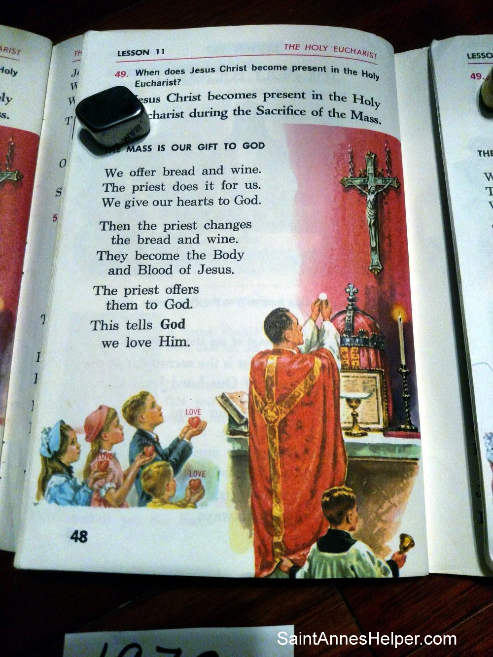Roman Catholic Catechism Catholic Homeschool Sunday School