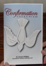 Catholic Confirmation Preparation eBooklet