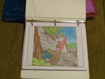 Keep Lent Printable Stations Of The Cross Pictures in a binder.