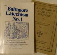 Audio Baltimore Catechism No. 1 Booklets #AudioBaltimoreCatechism #BaltimoreCatechism