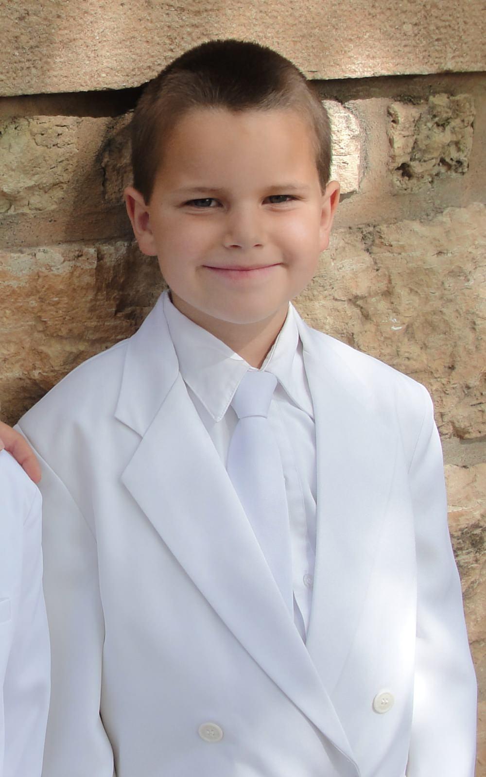 Boys First Communion Suit