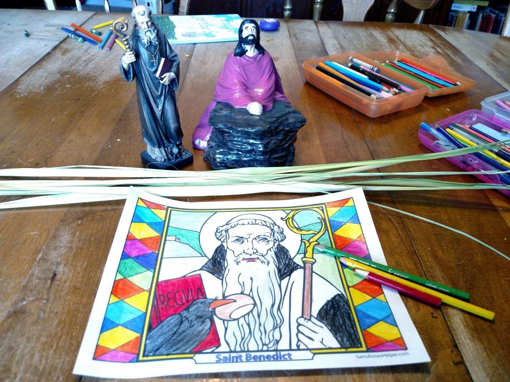 Catholic feast days help your children learn the Catholic faith. Happy feast day! :-)