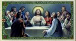 Apostles Creed Prayer - The Last Supper
