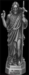 St. John the Baptist said to do penance.