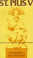 Pope St. Pius V Book at TAN Books