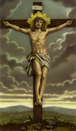 Catholic Penance: Forgive them they know not what they do.