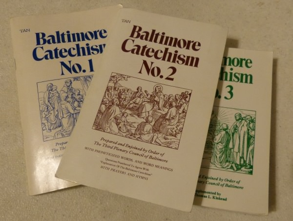 Audio Catholic Confirmation Catechism: Baltimore Catechism No. 2 Confirmation Questions and Answers