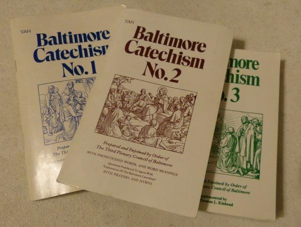 Audio Catholic Confirmation Catechism: Baltimore Catechism No. 2 Confirmation Questions and Answers