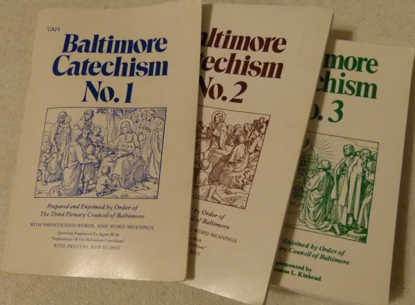TAN's Baltimore Catechism Booklets