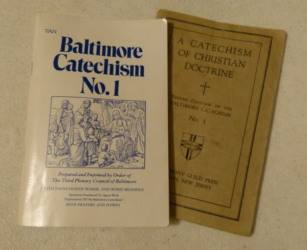 Baltimore Catechism No. 1 - TAN Books and Confraternity of Christian Doctrine