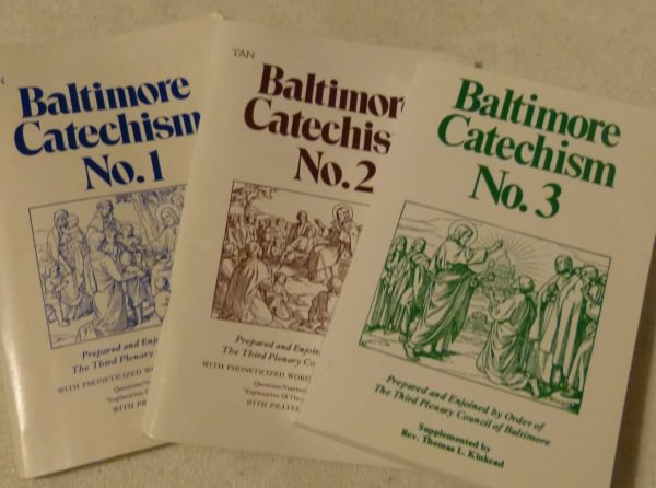 Catholic catechism class with the baltimore catechism catholic catechism fandeluxe Images
