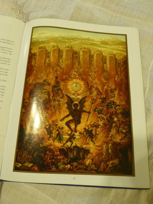 Catechism In Pictures: This picture has the best lesson on Hell.