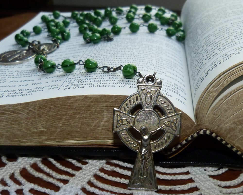 Read a Catholic Bible online for study or reference. Super handy!