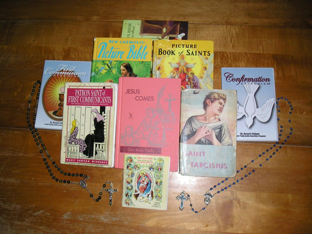 Catholic Books for Children: Kids love the stories and the prayers.