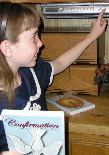 Catholic Confirmation Catechism