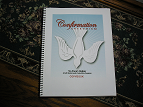 Confirmation Catechism Ideas: Spiral bind your own Catechism Copybook, use a binder or folder!