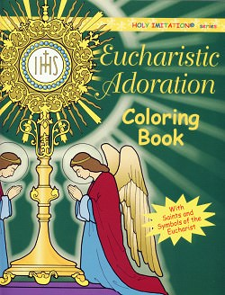 Beautiful Catholic Coloring Books!