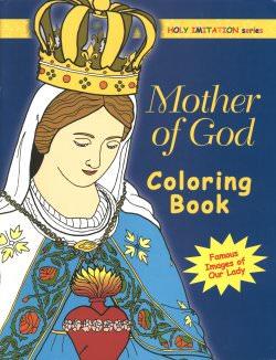 Catholic Coloring Books For Children