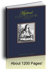 Mystical City of God Ebook