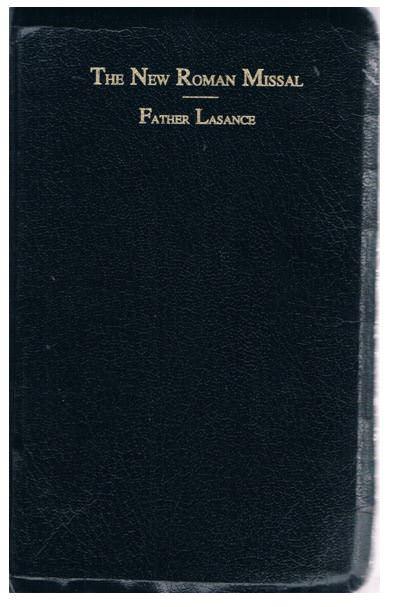 Fr. Lasance New Roman Missal: Amazon Catholic Missal