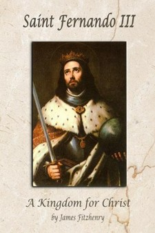 Saint Fernando III by James Fitzhenry
