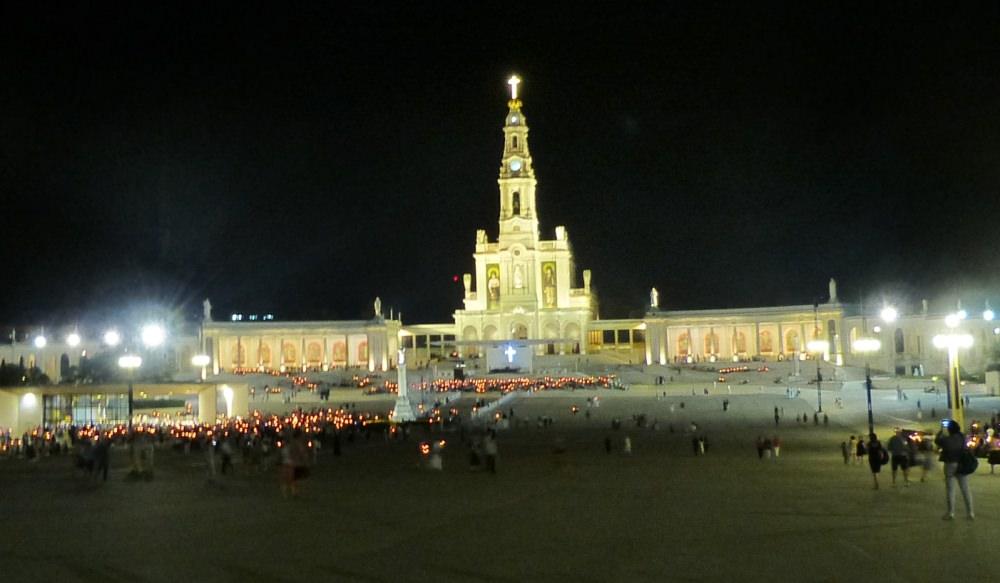 Pilgrimage to Fatima - 2017