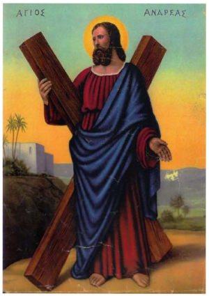 Saint Andrew the Apostle - St. Andrew Prayer For The Novena