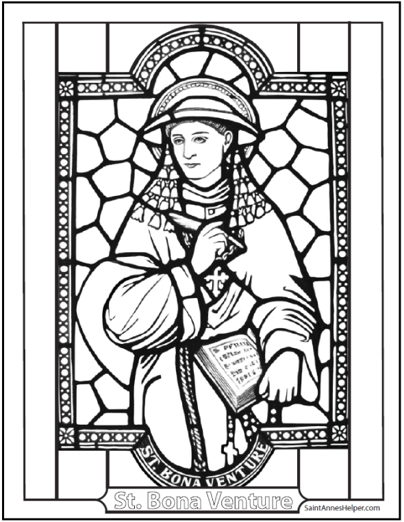 Catholic saint coloring pages for Archangel michael coloring page