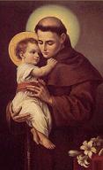 St. Anthony, pray for us!