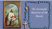 How to pray the Sorrowful Mysteries of the Catholic Rosary