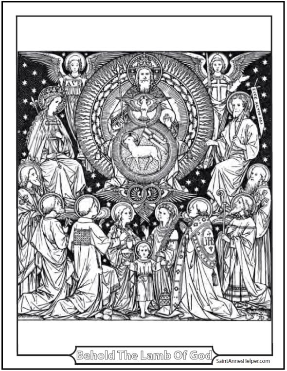 Catholic Holy Days of Obligation