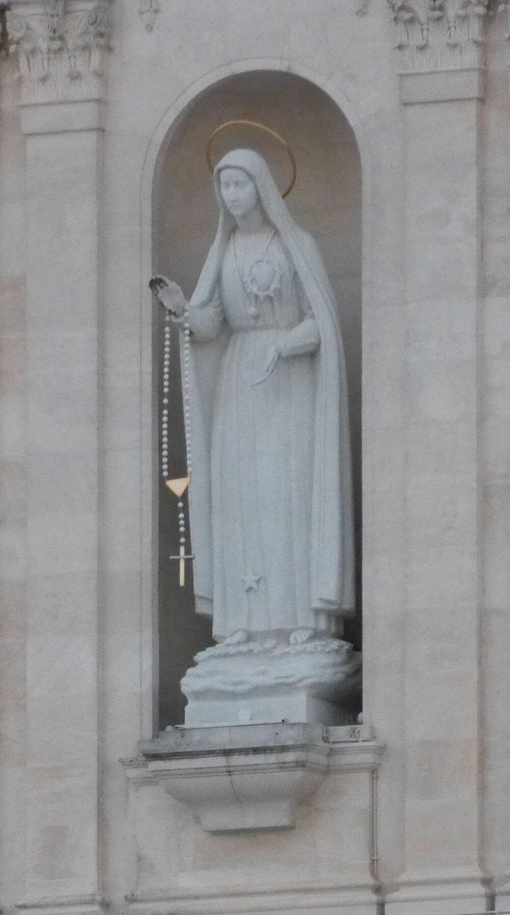 Virgen de Fatima 100th anniversary of Fatima