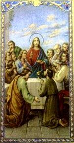 Last Supper - Apostles Creed