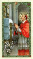 Saint Charles Borromeo helped write the Catechism of the Council of Trent.