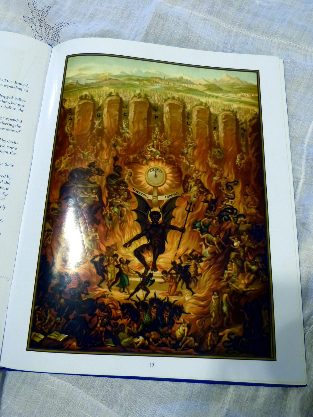 Catholic Books: The Catechism In Pictures - Teaches the doctrine of sin and Hell better than any other catechism!