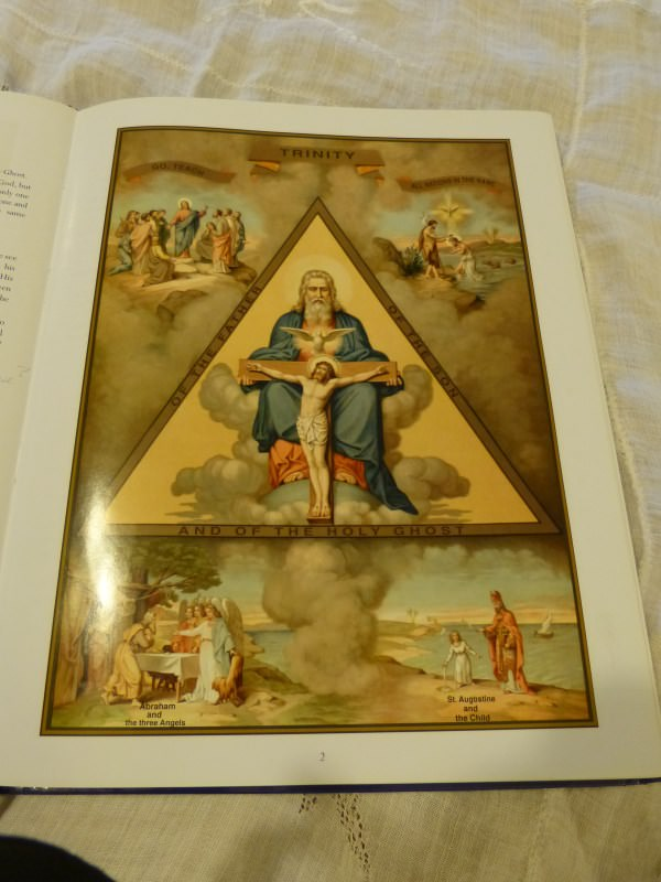 Catechism In Pictures: Best catechism on the Trinity.