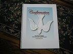 Catholic Confirmation Quiz Copybooks - Manuscript and Cursive Writing.