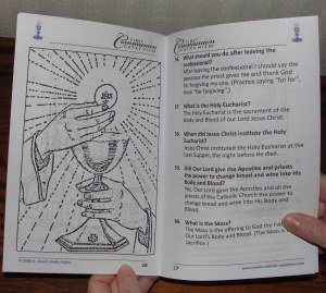 First Communion Catechism Ebooklet Download: Confession Catechism Lesson