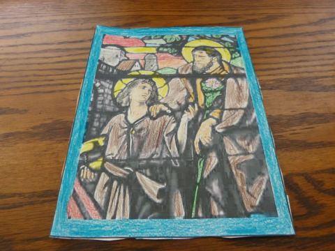 Catholic feast days: Saint Joseph Prayer and Coloring Pages