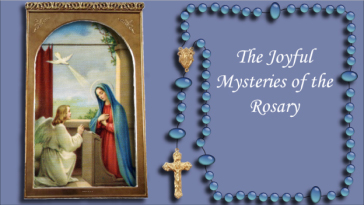 Catholic Rosary image: CDs, videos, coloring pages.