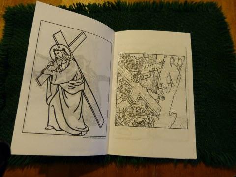 Lent Coloring Booklet