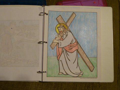 Catholic Lent Activities For Children