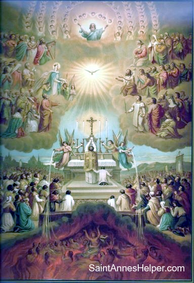 Purgatory in the Communion of Saints
