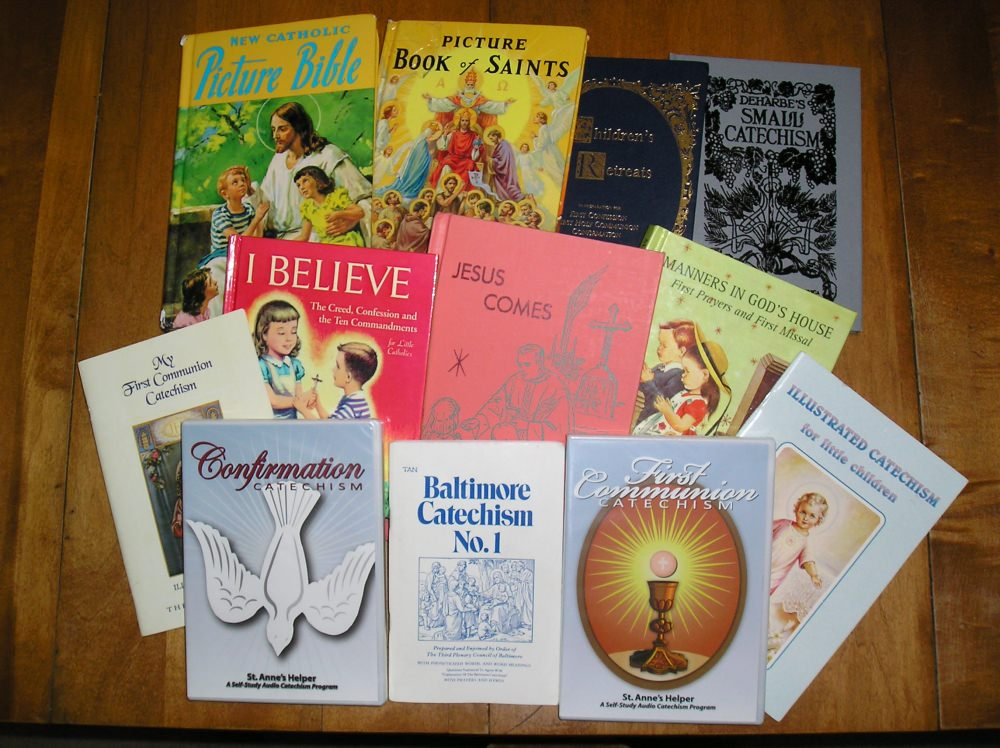 Great Catholic Books for your home.