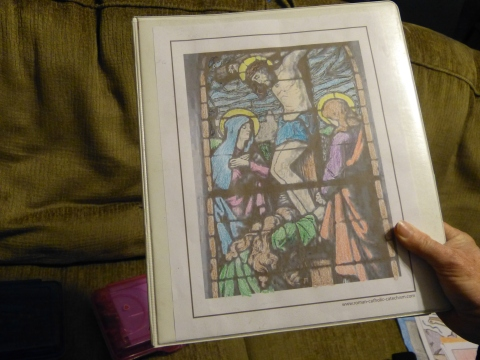 Catholic Lent Activities For Children - At The Foot Of The Cross