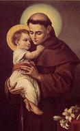 St. Anthony, pray for us!